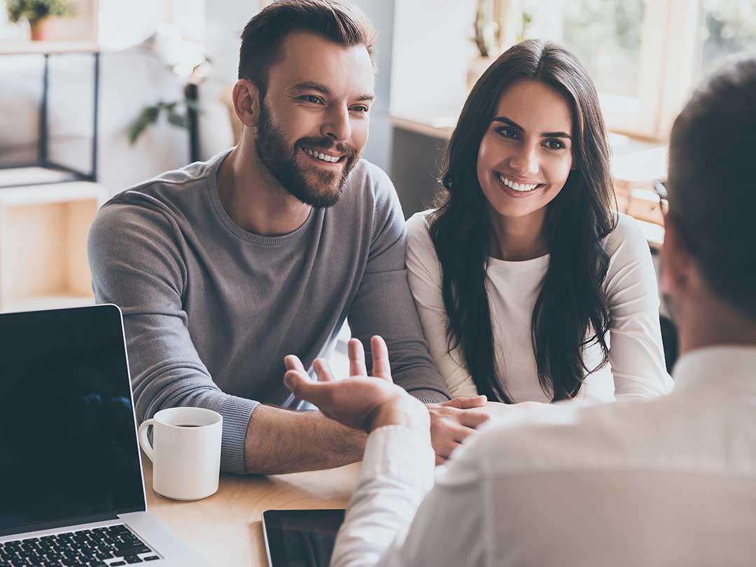 discuss financial goals